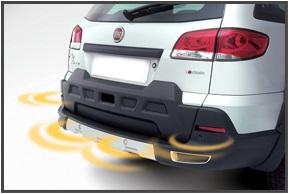 sensores de aparcamiento madrid