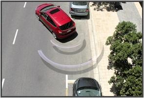 sistema de aparcamiento asistido